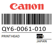 Print Head japan