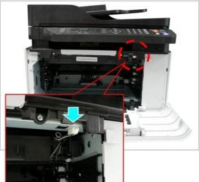 Connecteur SL-C460W