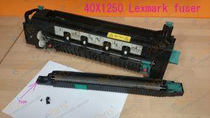 40X1250 un fusible dans votre four d'imprimante