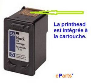 Printhead HP