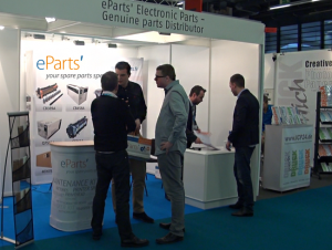 le stand eparts paperworld allemagne