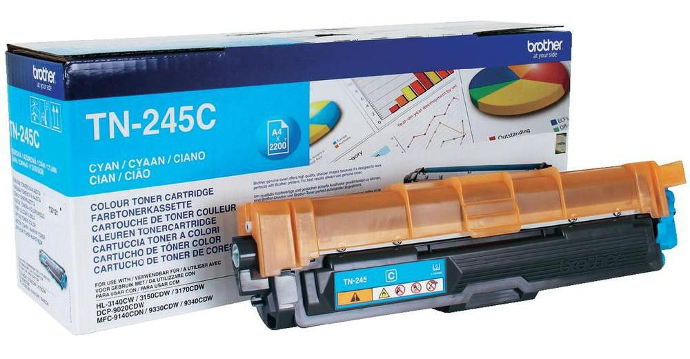 tn245c toner cartridge original brother