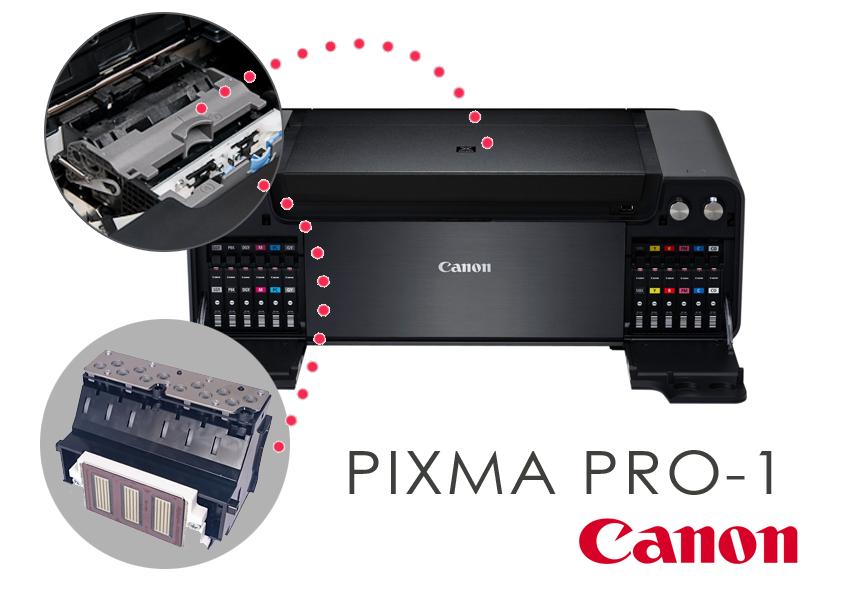 pixma pro-1 et QY6-0081