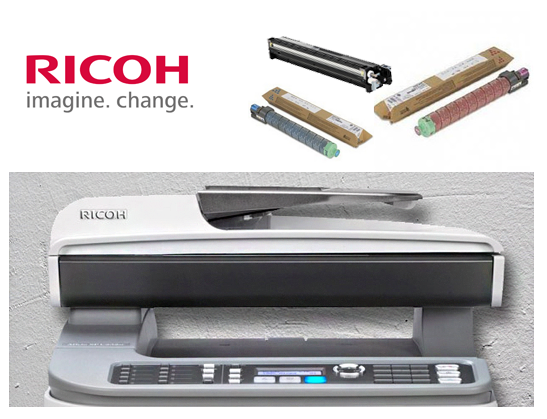 ricoh-consommables