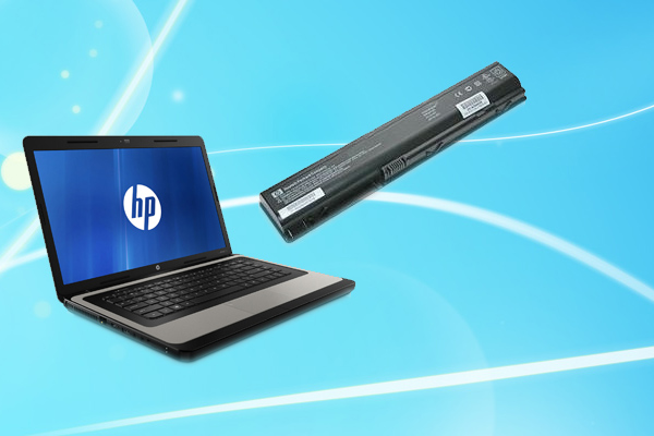 batteries hp originales